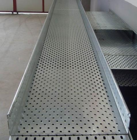 都匀大跨距托盘式桥架